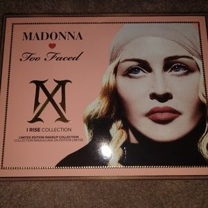 New Too Faced Madonna I Rise Limited Edition
